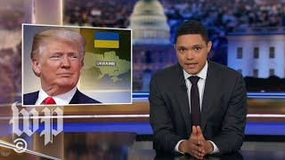 Late-night hosts weigh in on news of Trump impeachment inquiry
