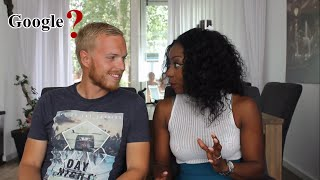 THE FIANCE TAG | Jack & Jane | Interracial couple