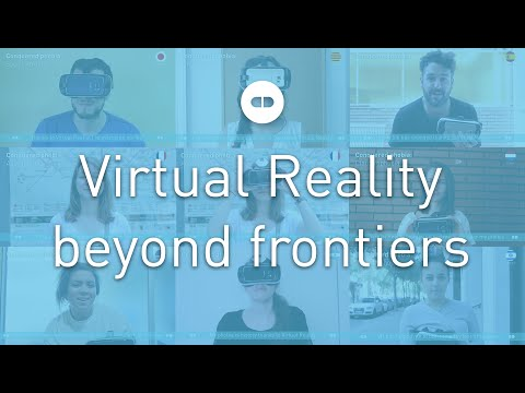 Virtual Reality therapy beyond frontiers!