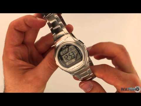 WatchO.co.uk - Casio Men's Wave Ceptor Radio Controlled Watch WV-58DU-1AVES | Unboxing & Close Look