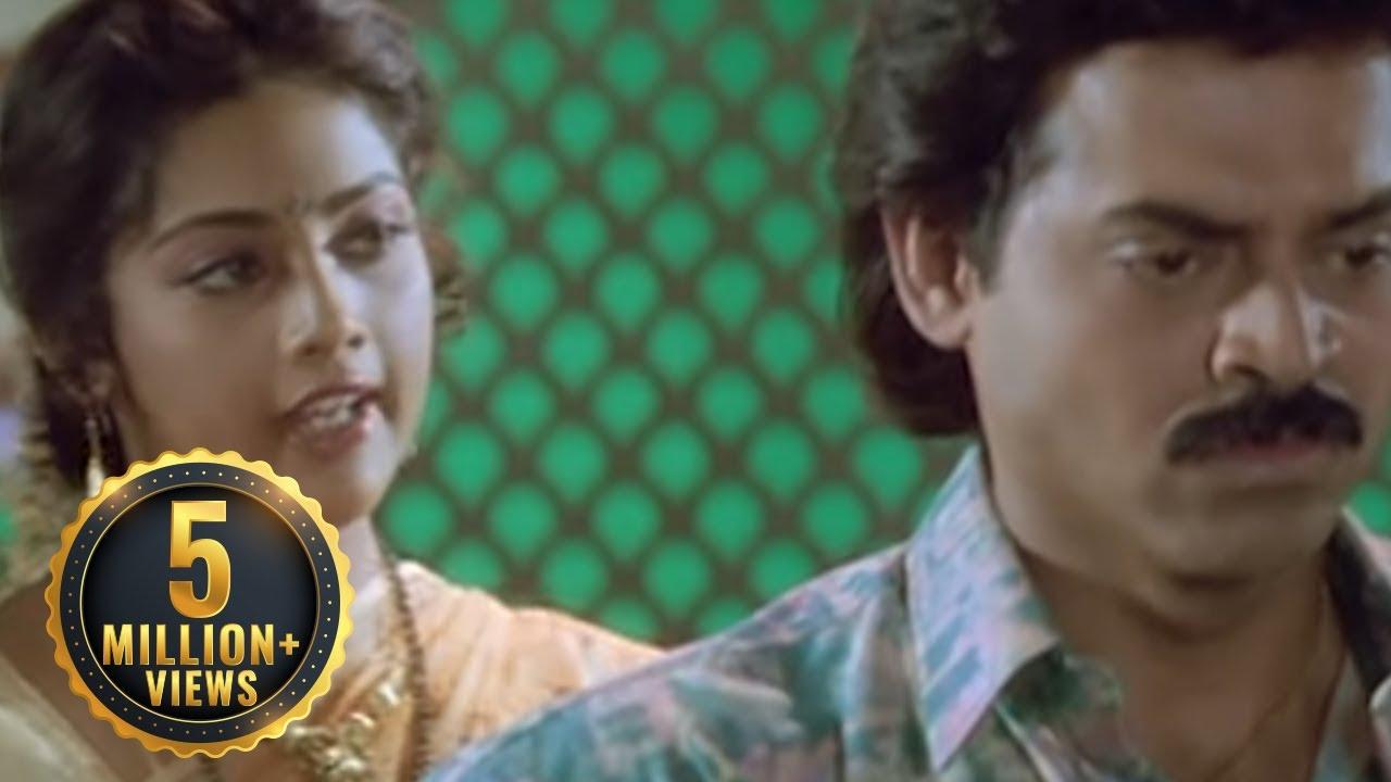 Download क्या Venkatesh के माँ की जान खतरे मैं है | Avval Beta (2009) (HD) - Part 3 | , Meena & Jayachitra