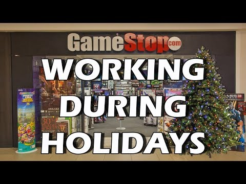 Tales from Retail: GameStop during the Holidays