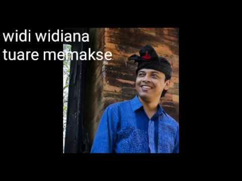 Lagu Bali Widi Widiana Tuare Memakse Lirik