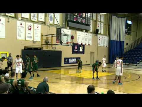 Etobicoke High School Basketball - Richview vs. ECI