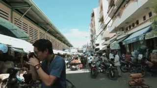 Shooting Street Photography with the Fujifilm XT-1 and x100s in Saigon, Vietnam