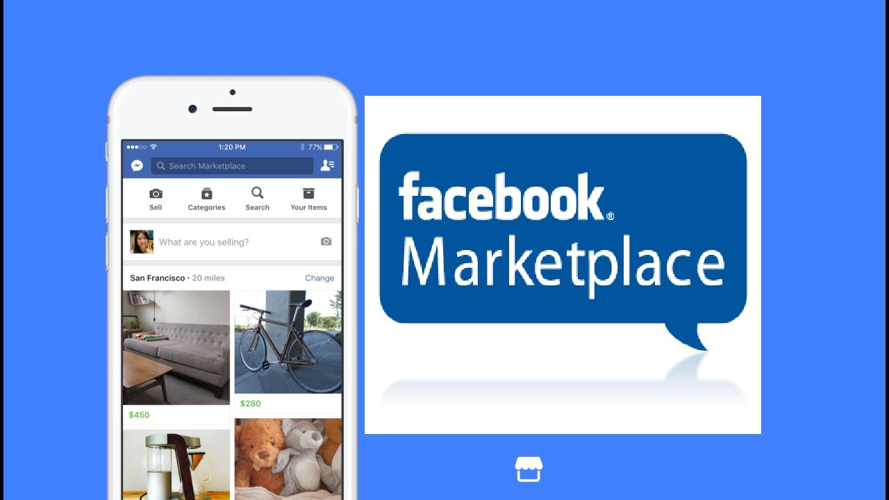 facebook introducing marketplace buy and sell with your local community youtube. Black Bedroom Furniture Sets. Home Design Ideas