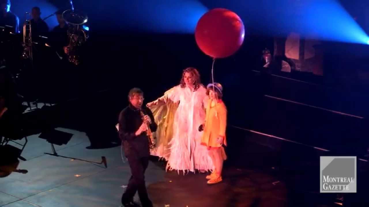 30e anniversaire cirque du soleil