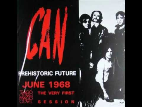 Can -  Prehistoric Future 1968  ( Full Album ).wmv