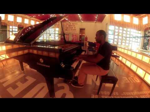 "<span class=""title"">Luzia no Frevo (Antônio Sapateiro) - Hercules Gomes, piano</span>"