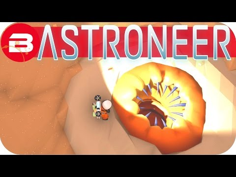 Generate Astroneer Gameplay - SCARY IRRADIATED MONSTER THING! #14 Let's Play Astroneer Pics