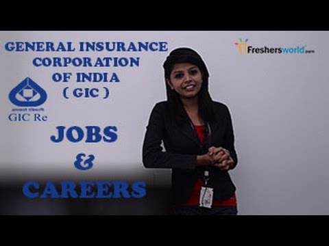 General Insurance GIC Recruitment Notification 2018 –   Jobs,  Exam Dates, results