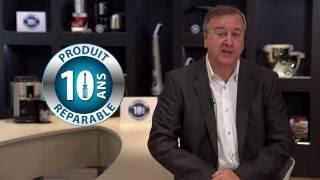 Alain Pautrot vous présente la réparabilité chez Moulinex