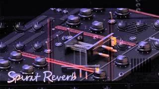 Cosmic Reverb - Spirit Reverb VST and AU Effect Plugin Demo From Aegean Music