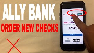 ✅  3 Ways To Order Ally Financial Replacement Checks 🔴
