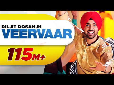 Veervaar | Sardaarji | Diljit Dosanjh | Neeru Bajwa | Mandy Takhar | Latest Punjabi Songs
