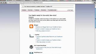 How To Create an RSS Feed