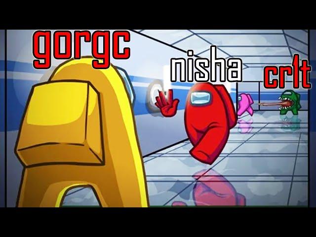 Oh no no Nisha - More Among Us