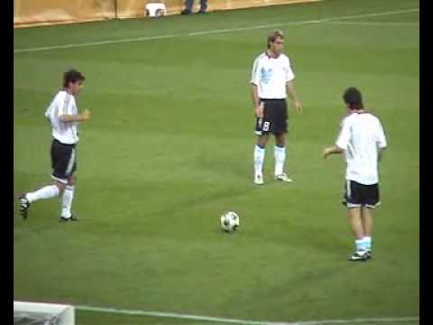Lionel Messi FIFA World Youth Championship Netherlands 2005