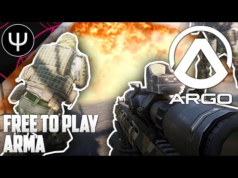 Argo — First Look — FREE to Play ARMA... Kind Of!
