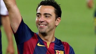 Xavi. The Pass Master