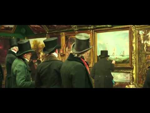 Mr  Turner hd Trailer 2014 - Mike Leigh Biopic HD