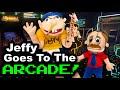 SML Movie: Jeffy Goes To The Arcade!