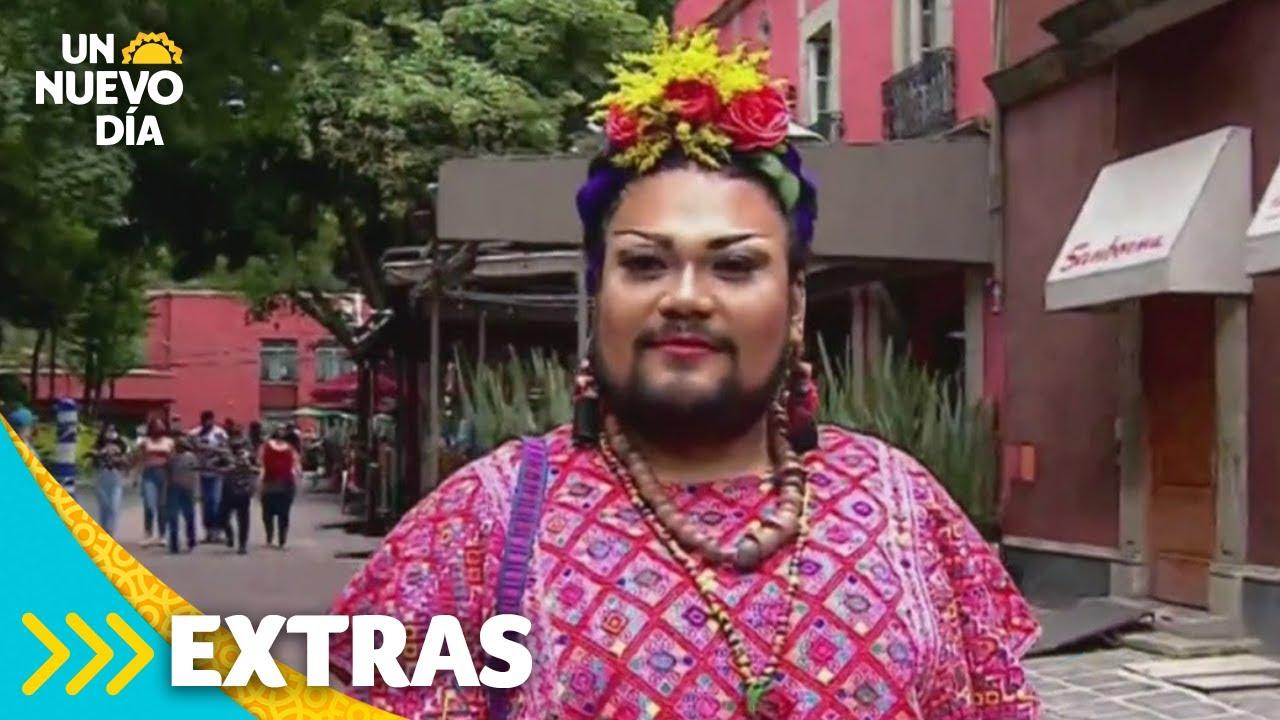 La Bruja de Texcoco: mujer transgénero rompe esquemas en México | Un Nuevo Día | Telemundo