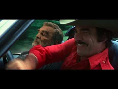 Burt Reynold's final movie 2018  Riding with Bandit scene