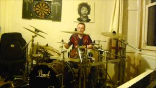 Manic Street Preachers - A Design For Life (Drum Cover) John Findlay