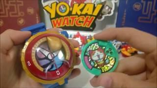 Yo-kai Watch 2 Bony Spirits & Fleshy Souls Opening! + Gamestop Exclusive Keychains!