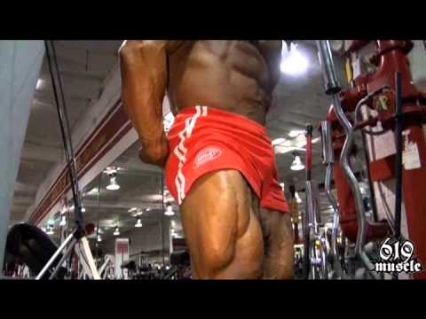 619Muscle - Pete Ciccone 2010 USA Photoshoot Highlights