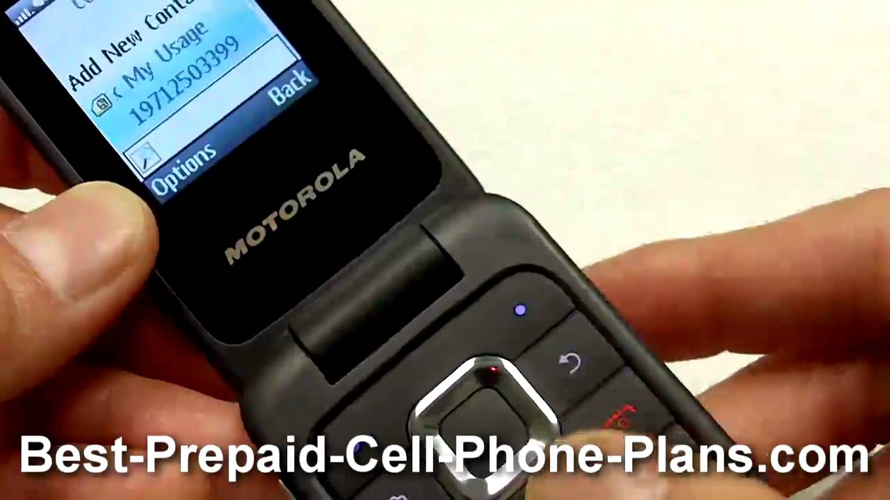 motorola wx345 from consumer cellular youtube rh youtube com Motorola WX345 Driver Motorola WX416