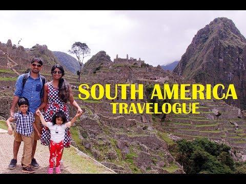 Family Travel Diaries || Exotic South America || Best of Brazil, Argentina, Uruguay, Peru