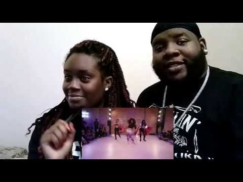 Either Way | K Michelle | Aliya Janell Choreography | REACTION!!