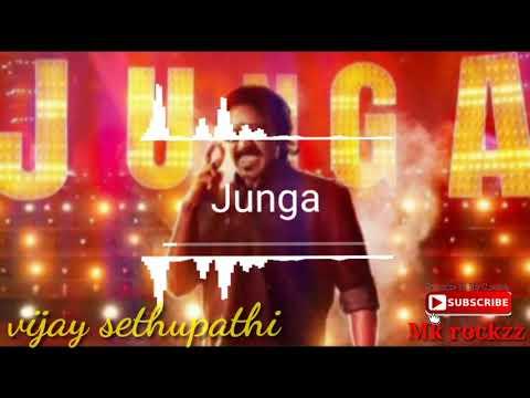 Junga Bgm | Whatsapp Status | Junga Theme Music | Junga Trailer|dialogue | Vijay Sethupathi Speech
