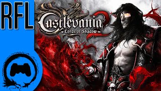 Renegade for Life: Castlevania Lords of Shadow 2