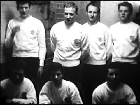 Vintage Short Track Speed Skating-Scotland V's Eng...
