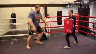 Kirill Sarychev - Kickboxing / Кирилл Сарычев - Кикбоксинг