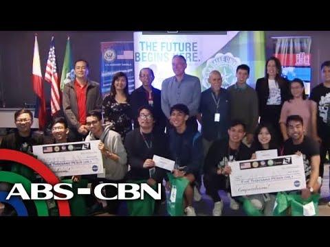 Bandila: Mga app na gawang Pinoy, lalahok sa kompetisyon ng NASA
