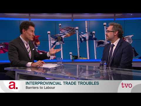 Interprovincial Trade Troubles
