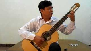Se chỉ luồn kim- Nguyễn Huy Giáp- Guitar solo
