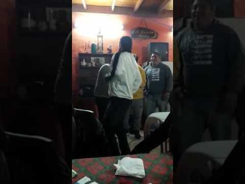 En el quincho Rodas#karaoke