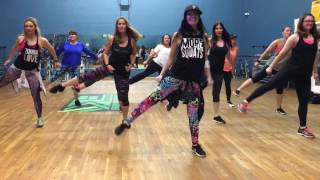 'No Lie' - Zumba Fitness routine (Sean Paul & Dua Lipa)