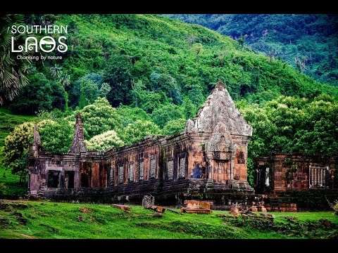 Southern Laos - Charming by nature
