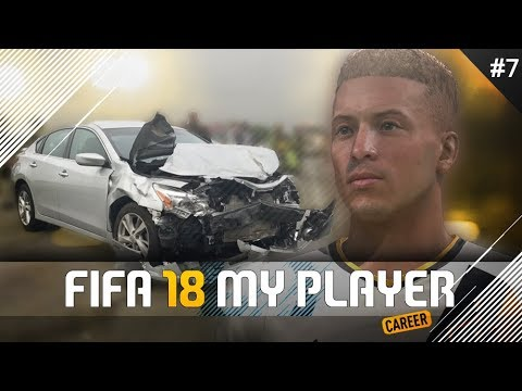 CAR ACCIDENT! | FIFA 18 Player Career Mode w/Storylines | Episode #7
