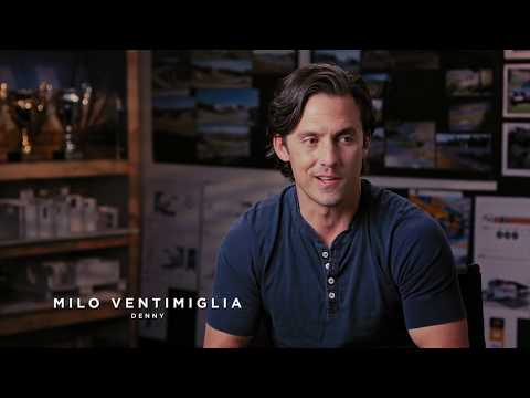 "THE ART OF RACING IN THE RAIN - ""Directing The Art"" With Simon Curtis And Milo Ventimiglia"