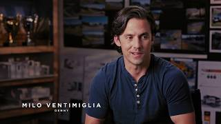 """THE ART OF RACING IN THE RAIN - """"Directing The Art"""" With Simon Curtis And Milo Ventimiglia"""