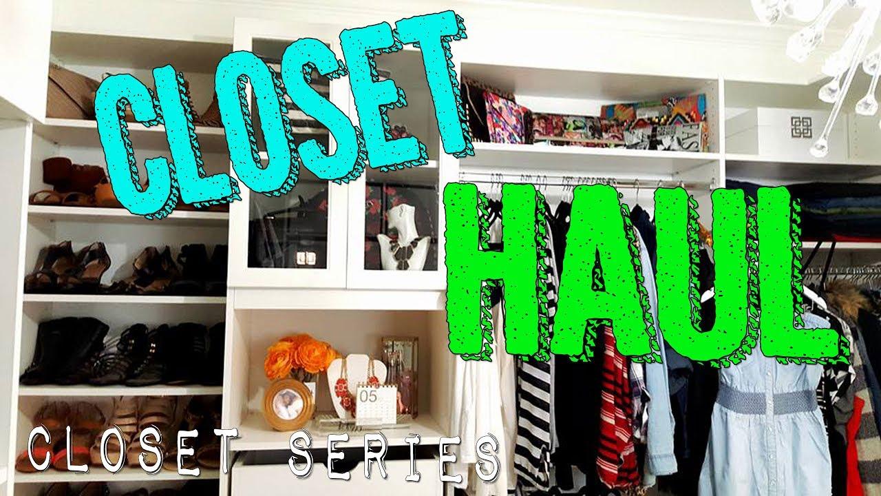 Closet Decor haul II {{Closet Series}} Best Buy* Michaels* Walmart*Hobby  Lobby* Dollar Tree