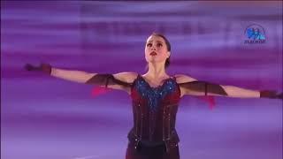 Алина Загитова Показательное Выступление на Кубке Первого канала 2021