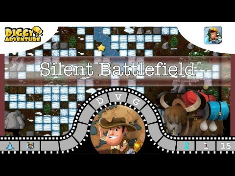 [~Scandinavia Main~] #15 Silent Battlefield - Diggy's Adventure